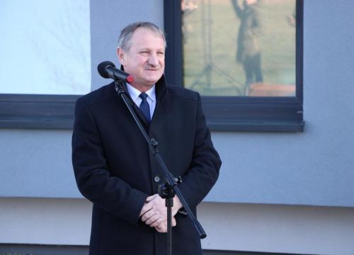 Uroczyste otwarcie Komisariatu Policji w Łodygowicach 3.01.2020